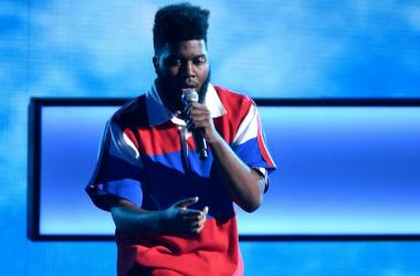 Khalid at the 2017 American Music Awards at Microsoft Theater on November 19, 2017 in Los Angeles, California.