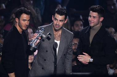 Jonas Brothers VMAs