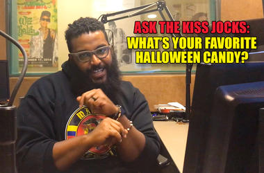 Favorite Halloween Candy?