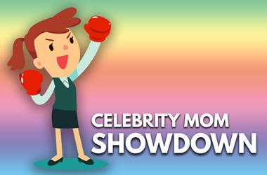Celebrity Mom Showdown