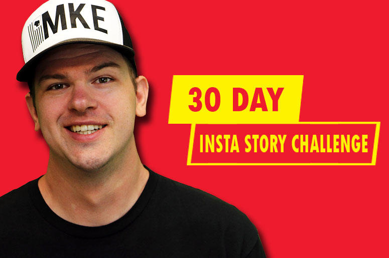 30 Day Instagram Story Challenge