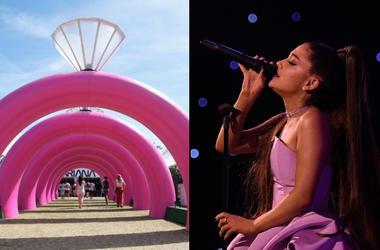 Ariana Grande x Coachella