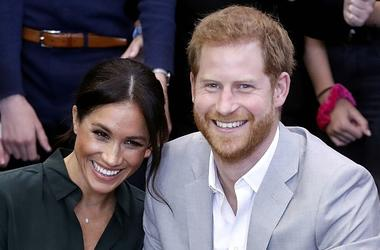 Prince Harry And The Duchess Of Sussex