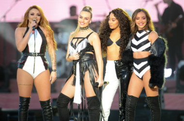 Jesy Nelson, Perrie Edwards, Leigh-Anne Pinnock and Jade Thirlwall of Little Mix
