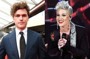 Vance Joy and P!nk