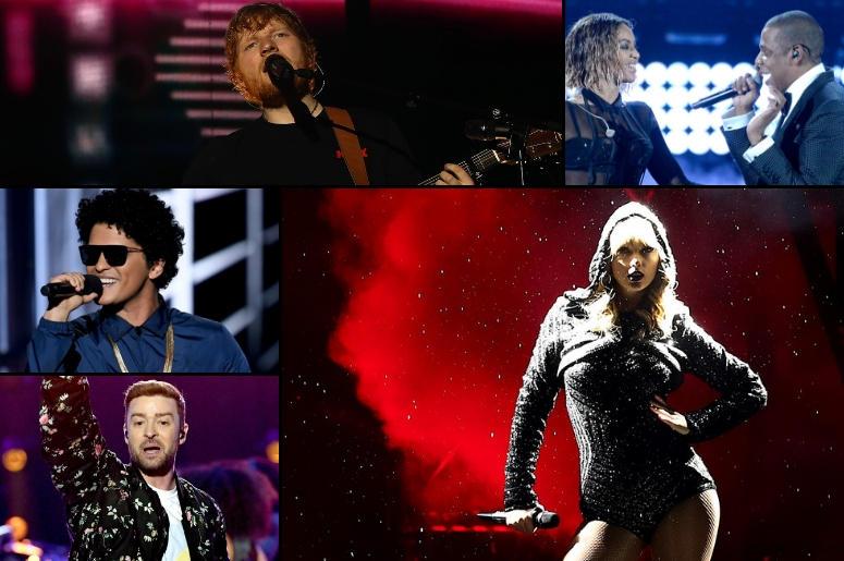 Billboard Music Awards: Top Touring Artist
