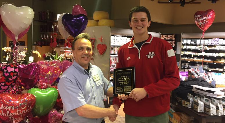 Adam and Tim Wolff- Assistant Manager- Green Tree Pick 'n Save