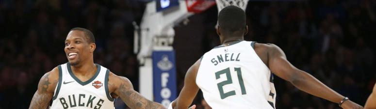 Bucks trying to trade pair of vets