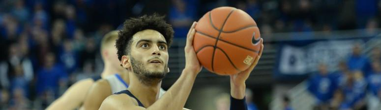 Howard named Big East Player of the Year