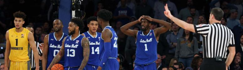 3 players ejected from Marquette semifinal game