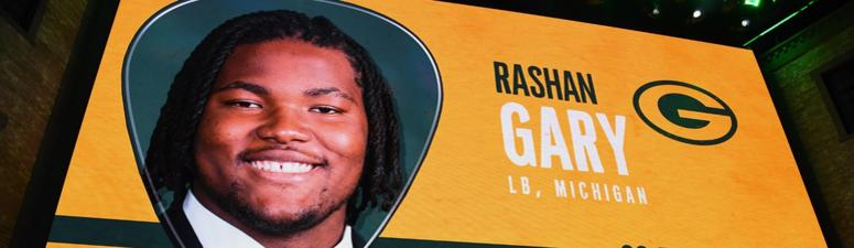 First-rounders Gary, Savage ink rookie deals