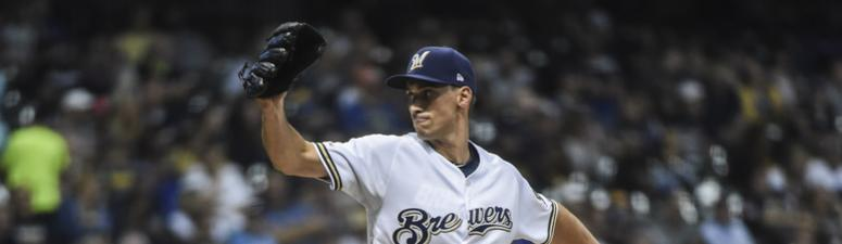 Suter named reliever of the month