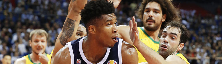 Giannis, Greece to face USA