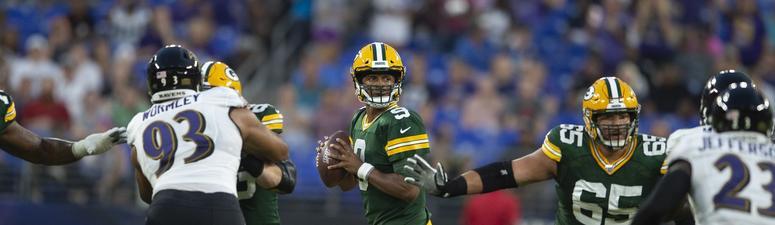 Packers winners/losers vs. Ravens