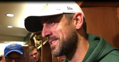 Rodgers: Louder at Lambeau?