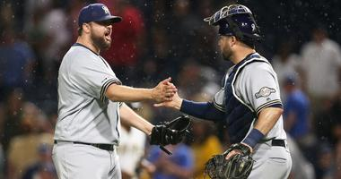 Albers closes out a dramatic Brewer victory