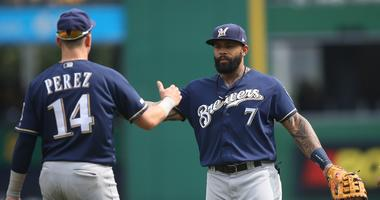 Brewers welcome Phillies for 3 game series