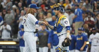 Brewers win third straight against Cubs