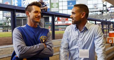 Listen: Kevin Holden talks Brewers, Packers and omelettes