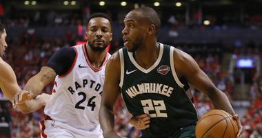 Will Khris Middleton return to Milwaukee?
