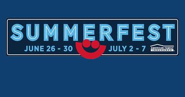 Summerfest 2019 | Admission Tickets