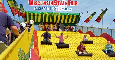 Wisconsin State Fair 2019   Ticket 4 Packs