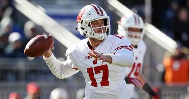 Ready for QB Graham Mertz? You might have to wait, Badgers fans