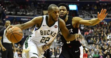 Middleton to re-sign with Bucks?