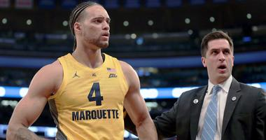Marquette gets the 5 seed, faces Murray State
