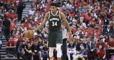 NBA fines Bucks for Giannis comments