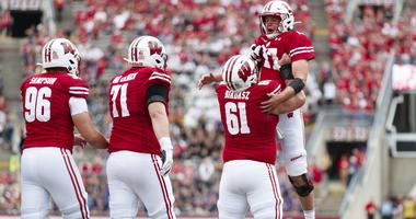 Badgers blank Central Michigan