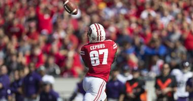 Former Badger Cephus found innocent