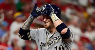 Brewers bounce right back vs Cards