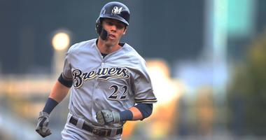 Brewers offense gets back on track