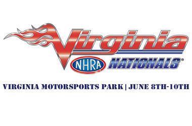 NHRA Virginia Motorsports Park
