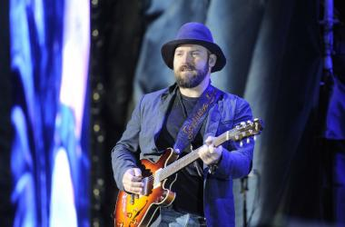 Zac Brown at White River State Park.