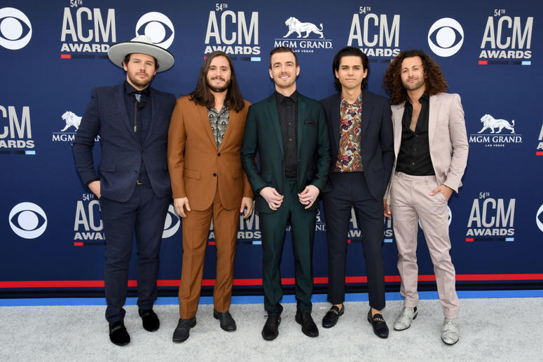 Lanco attends the 54th Academy Of Country Music Awards at MGM Grand Hotel & Casino on April 07, 2019 in Las Vegas, Nevada