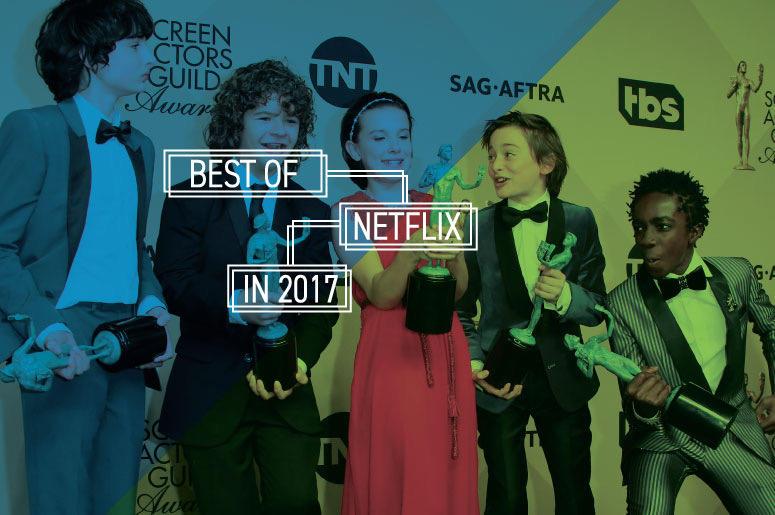 The Best Netflix Original Series of 2017 | 107 7 The End