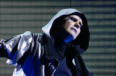 Billy Corgan of Smashing Pumpkins