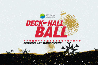Deck the Hall Ball 2019