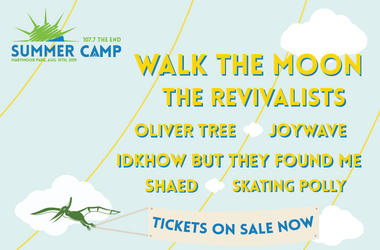 Summer Camp 2019 Tix on sale now