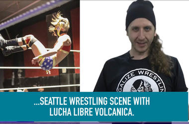 Alt.Seattle: Seattle's Lucha Libre