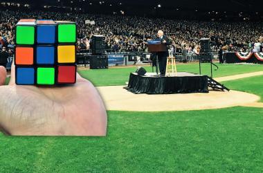 Rubik's Cube at Safeco