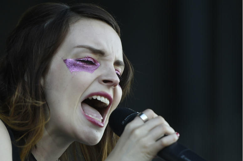 CHVRCHES' Lauren Mayberry