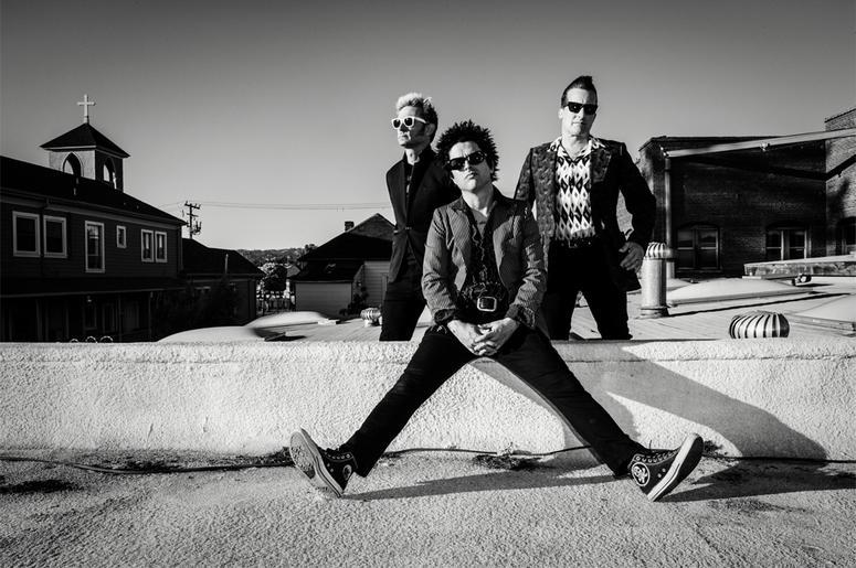 Green Day by Frank Maddocks