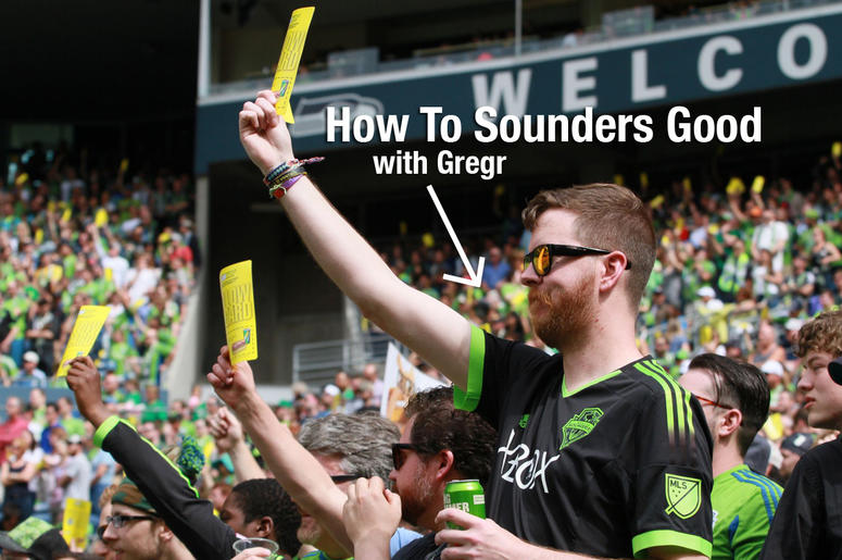 How to Sounders Good
