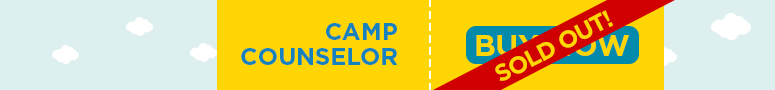 Camp Counselor Tickets