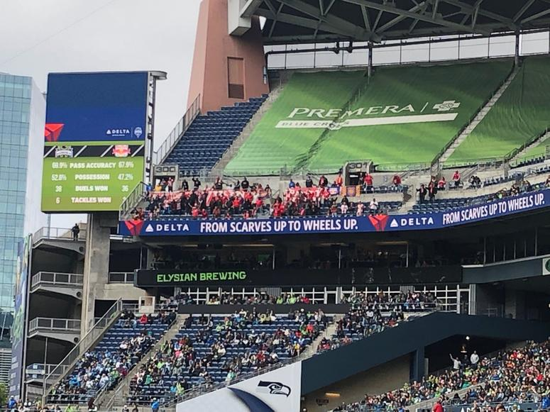 ECS walked out of the match 9/15/2019