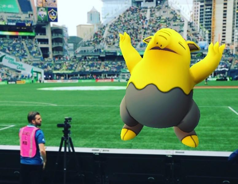 Drowsy takes the pitch