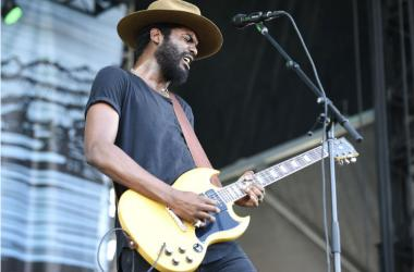 Gary Clark Jr. performs at the Pilgrimage Music & Cultural Festival at The Park at Harlinsdale